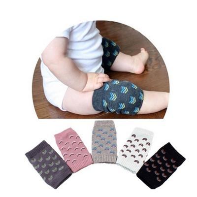 Kids Baby Soft Anti-slip Elbow Cushion Crawling Knee Pad Infant Toddler Safety