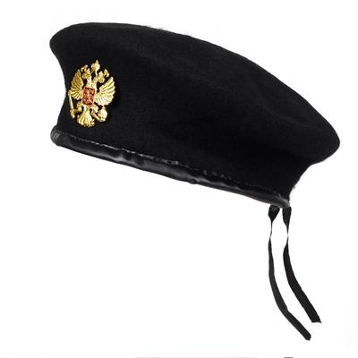 Winter Wool Knitted Russian Army Men Beret Hat Special Forces Soldiers Uniform Cap Death Camp Cap
