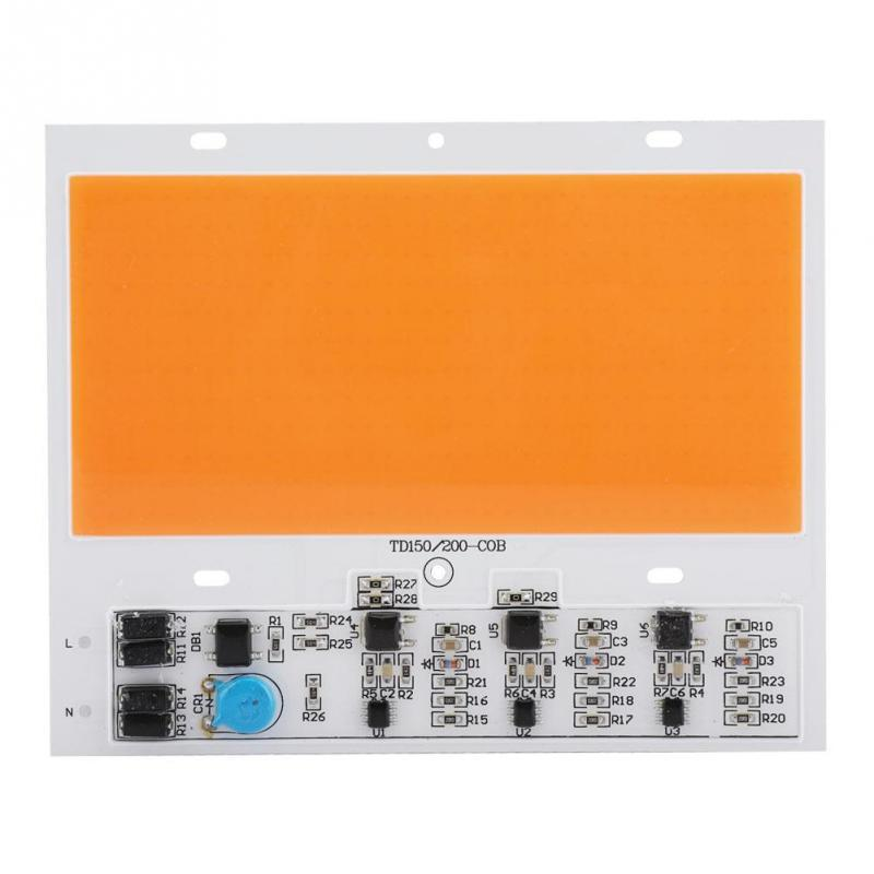 220V 10W 200W Full Spectrum 400-840nm LED COB Chip for Light Plant Lamp Bulb