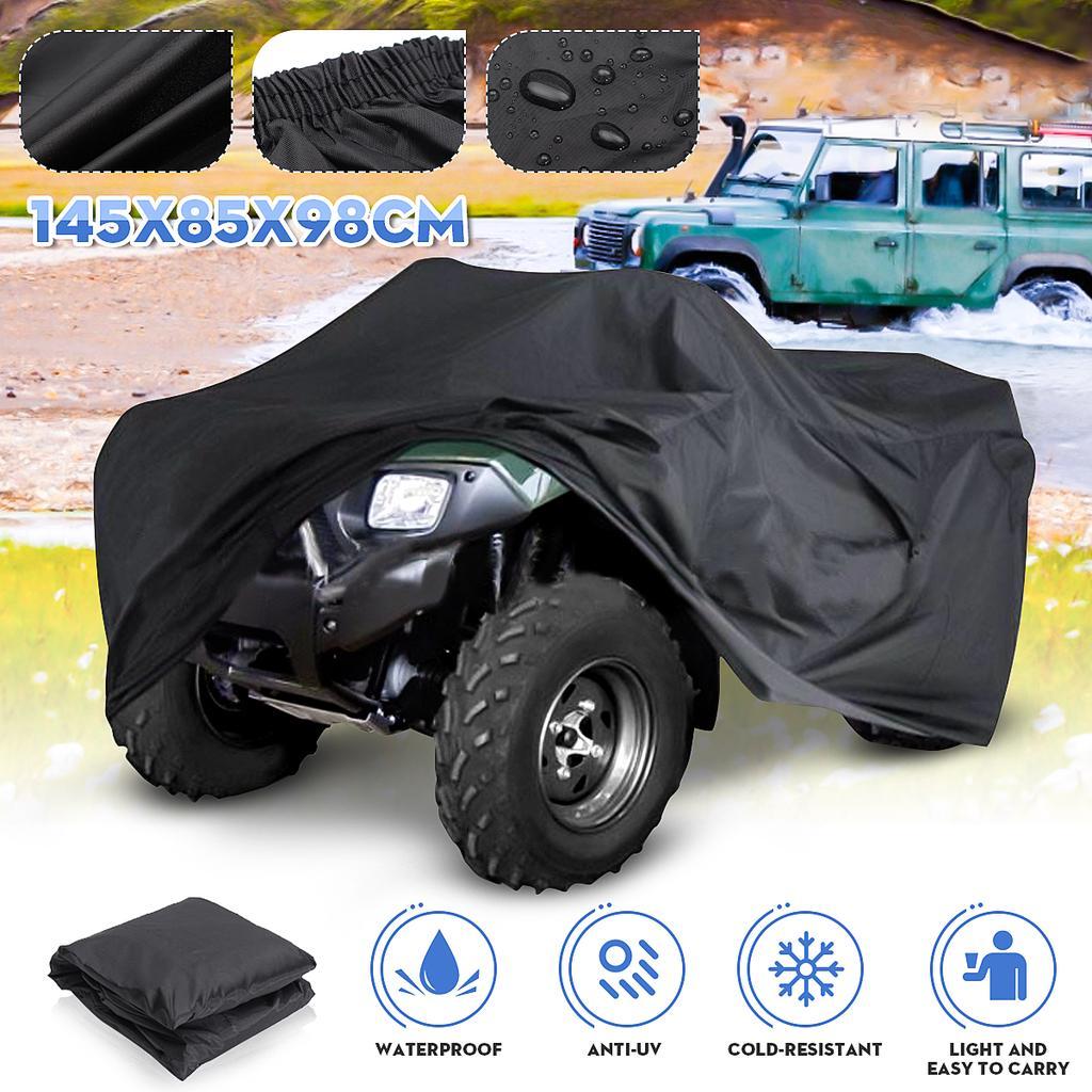 Motorcycle Scooter ATV Quad Universal Black Rubber Spark Plug Cap Waterproof