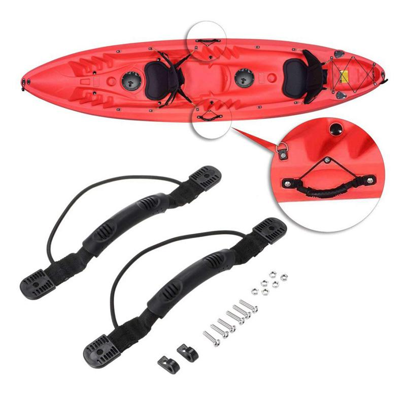 2PCS Fitting for Kayak Canoe Boat Rubber Boat Luggage Side Mount Carry Handles
