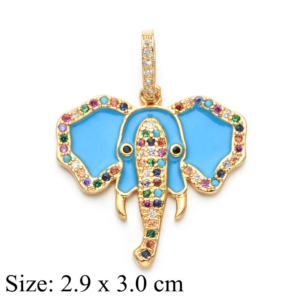 ❤ Large Giraffe Charms//Pendants ❤ Pack of 3 ❤ CRAFTING//JEWELLERY MAKING ❤