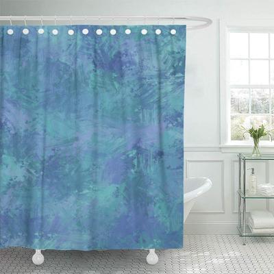 Sika deer closeup white background Shower Curtain Bathroom Fabric /& 12 Hooks