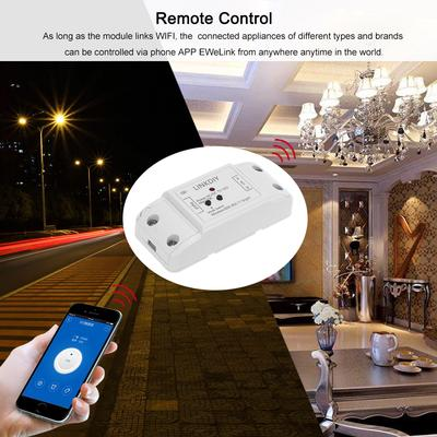 SONOFF BASIC WiFi Wireless Smart Switch for DIY Home Safety-buy at a