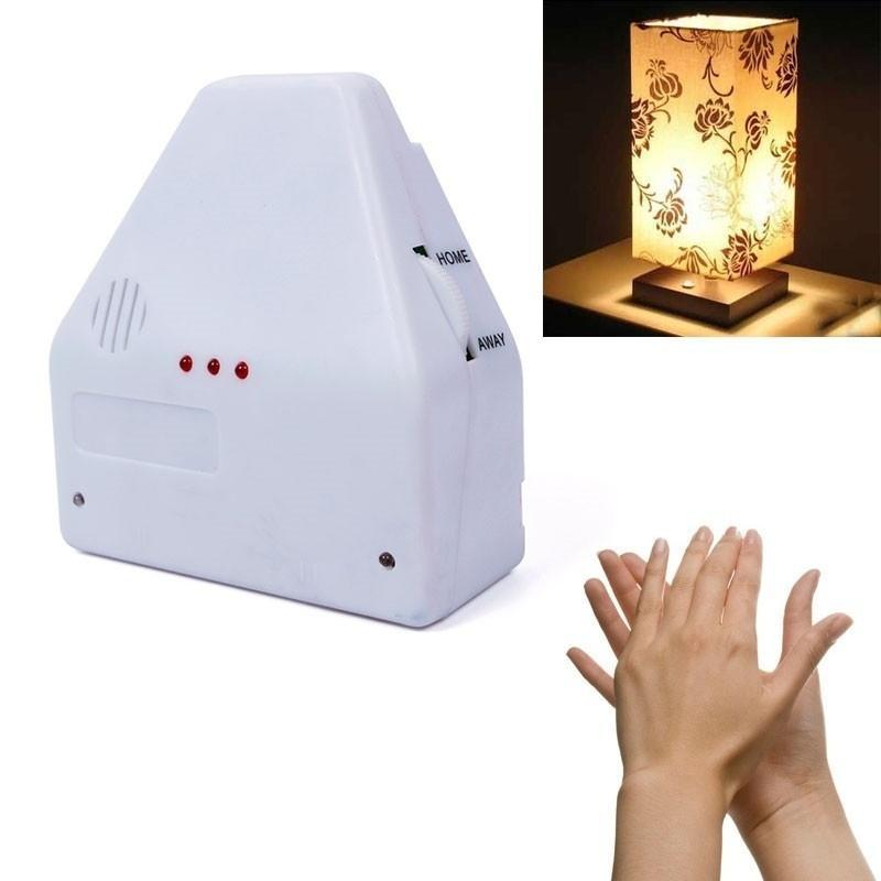 New The Clapper Sound Switch On/Off Hand Clap Electronic Garget Light  110V US Plug / 220V EU Plug (Size: 110 V) SL Buy At A Low Prices On Joom  E Commerce ...