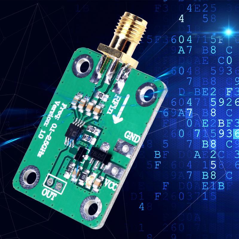 1pcs 0.1-2.5GHz RF Power Meter Logarithmic Detector Power Detection D