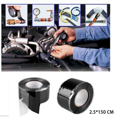 3 Pcs Self-Fusing Silicone Rubber Electrical Tape Repair Emergency Waterproof 3M
