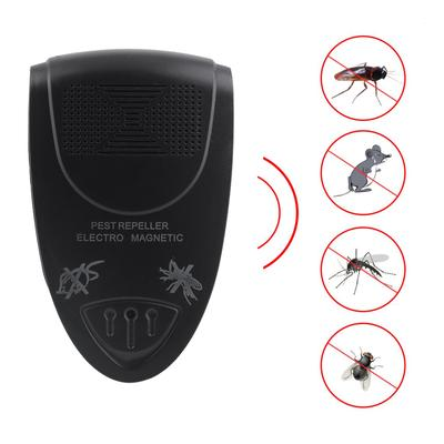 Access Control Sincere Ultrasonic Pest Repeller Electronic Mouse Bug Repellent Mosquito Pest Rejector Killer Pest Control Device Anti Insects