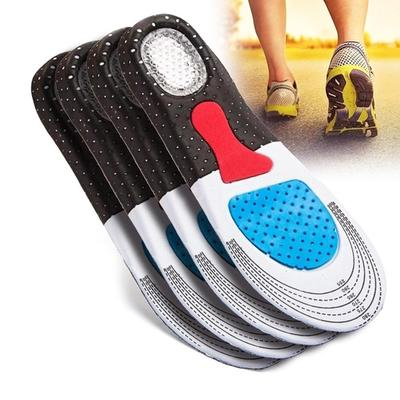 Heel Pad Cushion Insole Orthotic Foot Shoe Support Running Soft Shock BL3