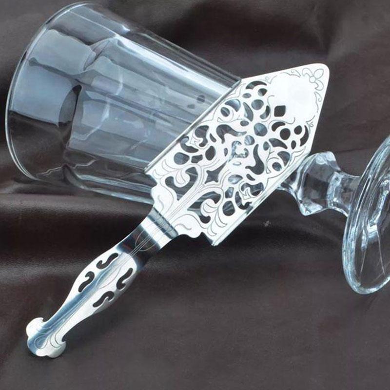 Absinthe Spoon Filter Cocktail Utensils Bartender Tools