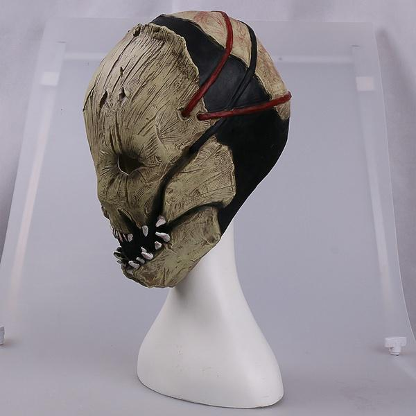 Game Dead by Daylight The Trapper Mask Cosplay Adult Halloween Party Mask New