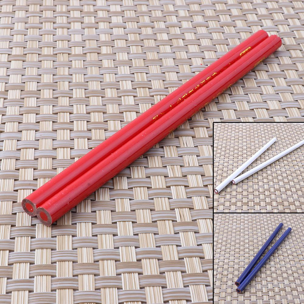 10pcs Pencil Markers Sewing Fabric Marker Marking Pen for Wood Paper Plastic