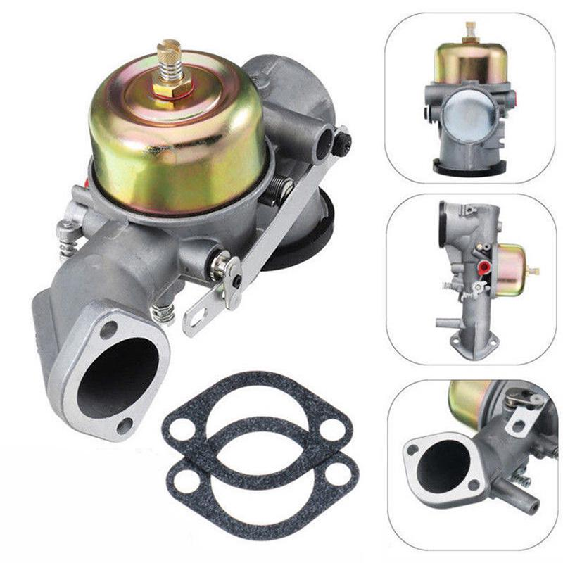 Carburetor for Briggs/&Stratton 491031 490499 491026 281707 12HP Engine Carbohydrate with 2Pcs Gasket