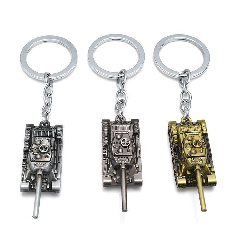 Pendant World of Tanks Keychain Trinket