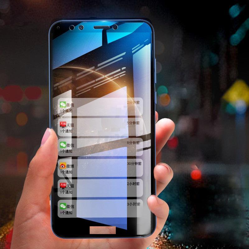 9H твердость полное покрытие закаленное стекло для Huawei Xiaomi Meizu Nokia Asus экран протектор фото