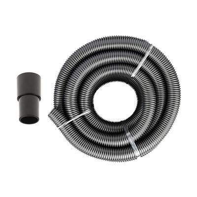 1Pcs Vacuum Cleaner Brush Nozzle Hose Connector Adapter 50-58mm Black Durable