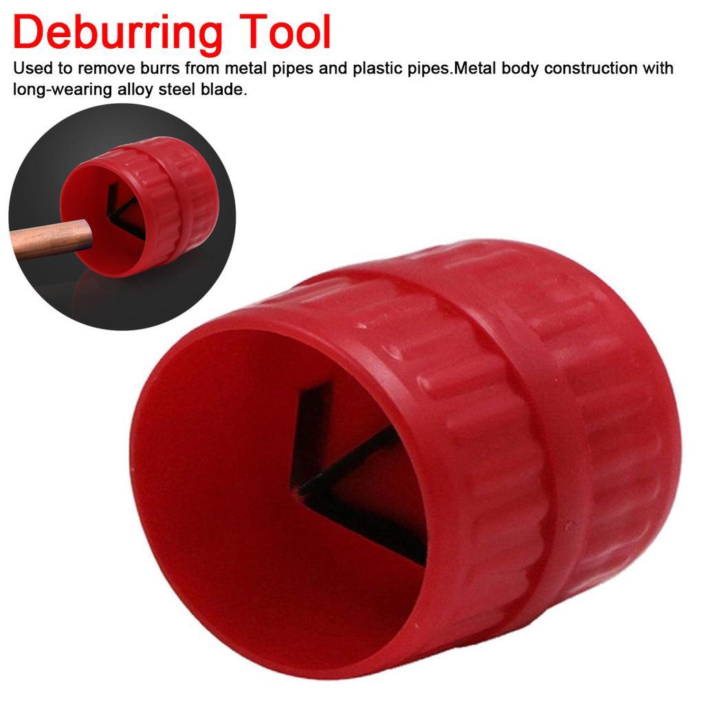 Internal External Tube 3mm-38mm Metal Tubes Heavy Duty Deburring Tool