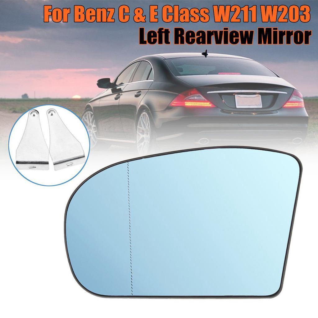 Mercedes Benz SEDAN C-class W203 2000-2007 Rear bumper hook cover cap tow trim