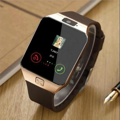 DZ09 Smart Watch Phone GSM NFC Camera Wrist Watch SIM Card Smartwatch for Samsung Android Phone