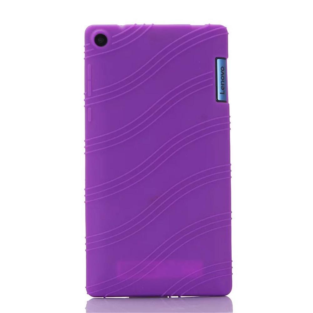 Silicon Case For Lenovo Tab 3 TB-730 TB-730X TB3-730F TB3-730M 7 0 Inch  Tablet Soft Protect Shell