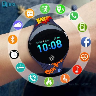 Fashion Sport Watch Children Kids Watches for Girls Boys Electronic LED Digital Wristwatch Child Wrist Clock Watch Gift