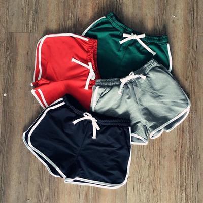 YYG Women Slim Running Breathable Yoga Gym Quick Dry Shorts