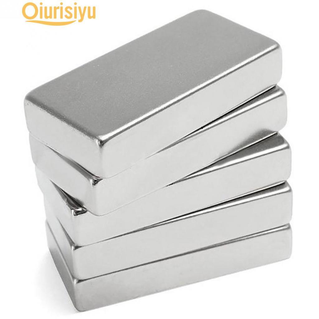 10PCS 10*10*10mm Super Strong N52 Square Rare Earth Neodymium Magnet Block