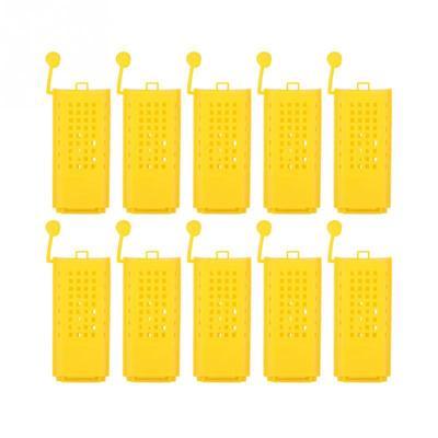 5.5*4*9cm Plastic Queen Bee Catcher One Handed Marker Bottle For Beekeepers