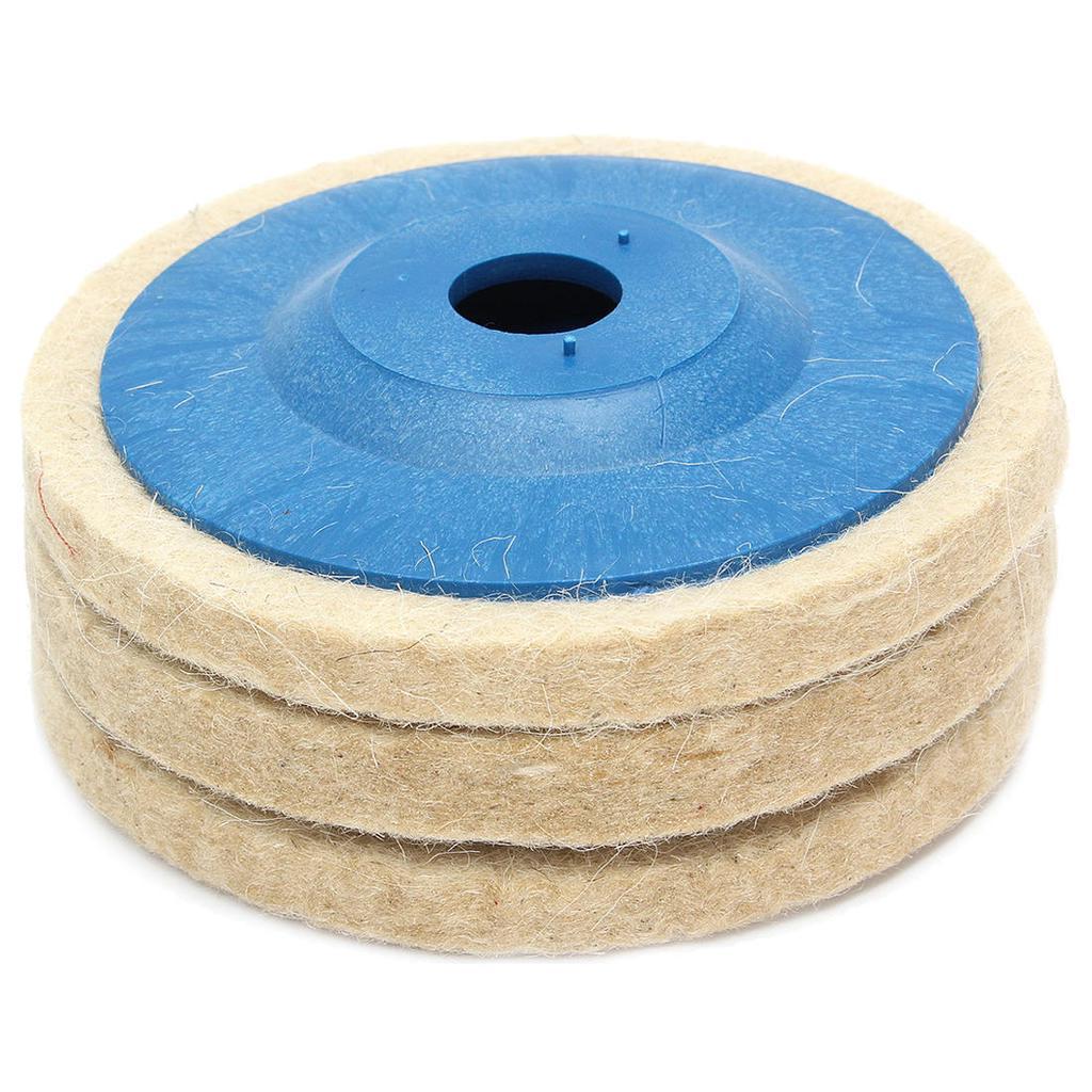 Set Bremsbeläge Zoll Polieren Fliesen Marmor Stein Schleifen Backer Beton