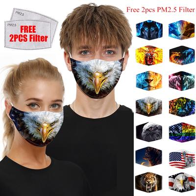 Katie 1PC Mouth Masks for Dust Protection Anti Face Mask