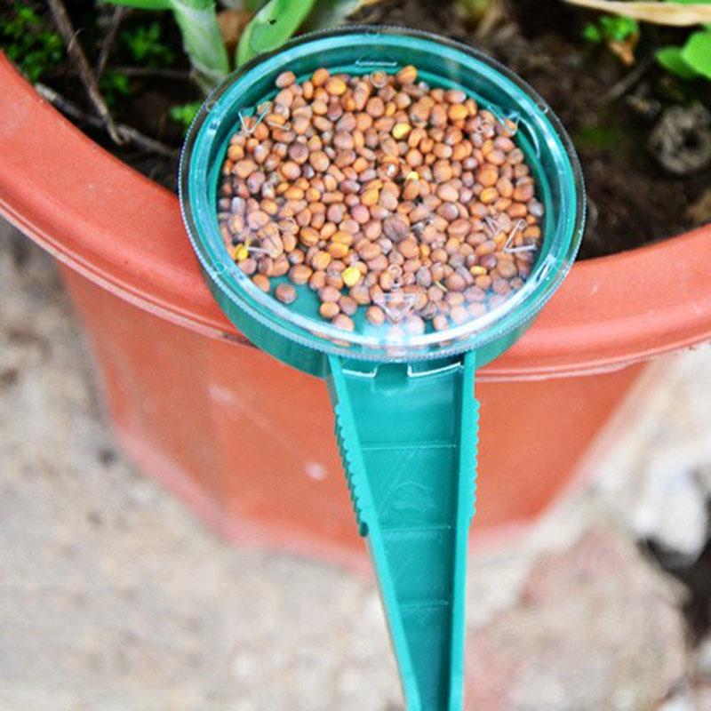Kunststoff Sämling Aussaat Tools Locher Garten Werkzeug Einfplanzen Pflanzen