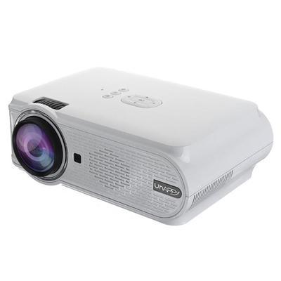 Portable UC36 1080P HD Home Theater 3D Cinema HDMI USB