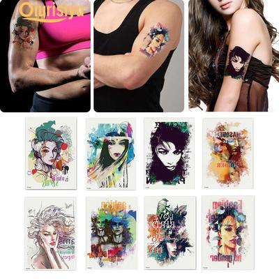Waterproof Wound Tattoo Sticker Mischief For Halloween Party Terror Blood Scars Buy At A Low Prices On Joom E Commerce Platform