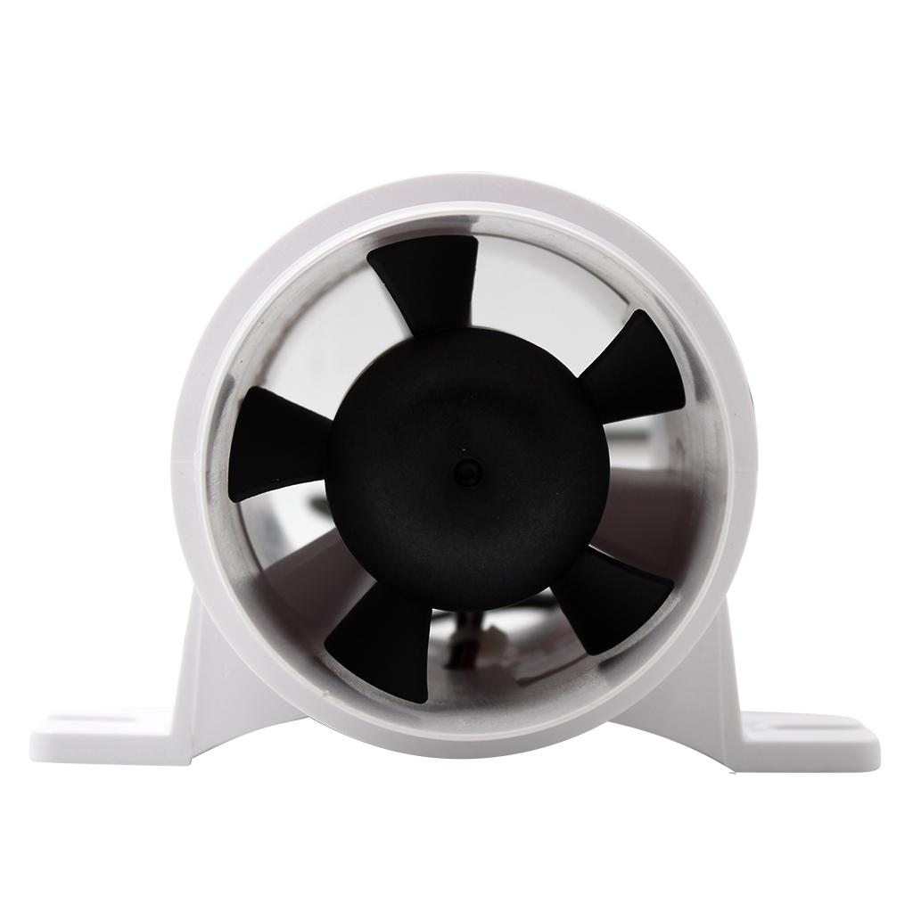 Ventilation Fan for Yacht Caravan 145CFM 3inch in Line Marine Bilge Air Blower