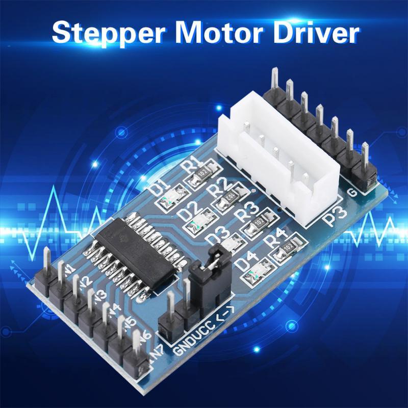 Indicatore segnale a 4 vie a 5-12V indicatore driver motore passo passo ULN2003 ILS 1 PEZZO