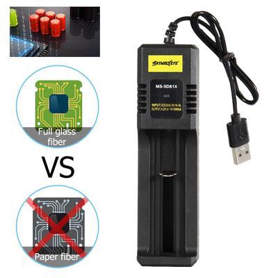 AA Battery Power Bank Case Box USB Charging Battery Pack Case Box For Bike  ze