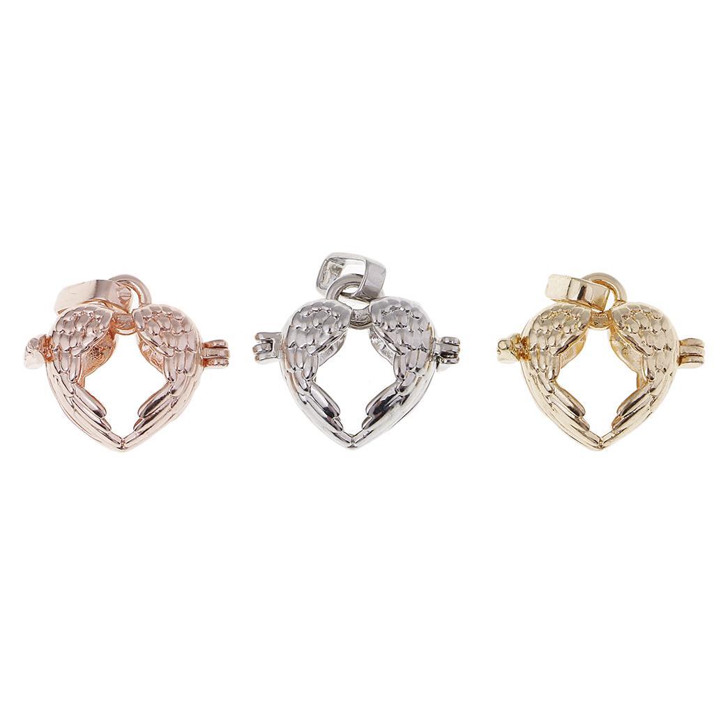 10x Plata Tibetana Jaula De Pájaro encantos pulseras de fabricación de joyas collares.