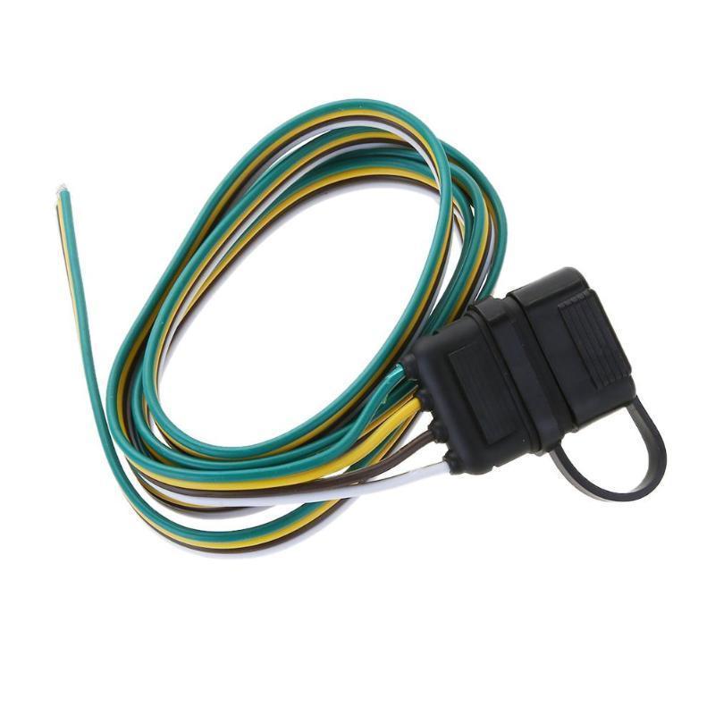 5ft 4Pin Stecker Anhänger Verdrahtung Licht Kabelbaum Verlängerung ...