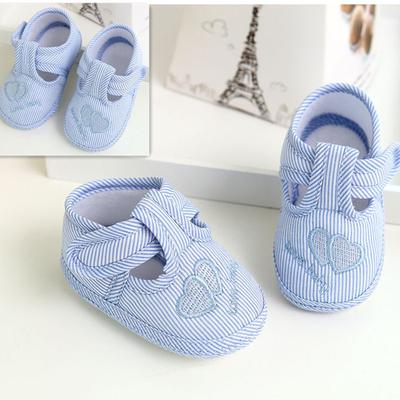 Girls nursery slippers canvas shoes nursery ankle TODDLER 3-9.5 US