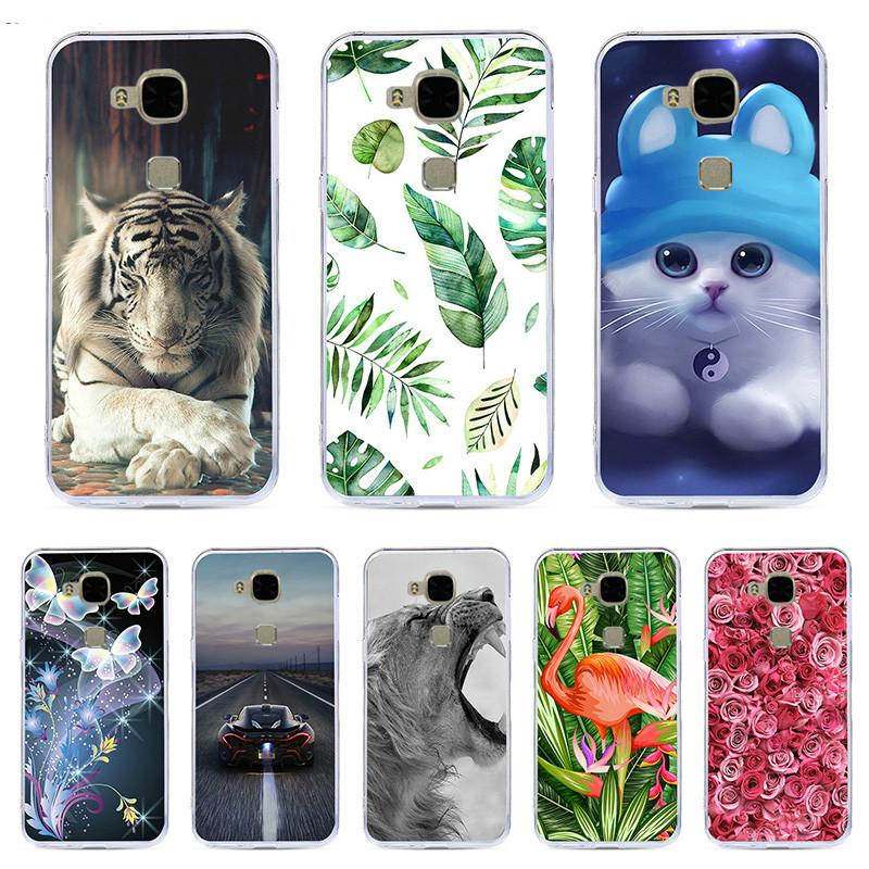 Phone Case For Huawei GX8 G8 G 8 Rio L01 L02 L03 AL00 TL00 Rio-L01 Rio-L02 Rio-L03 Rio-AL00 Cover