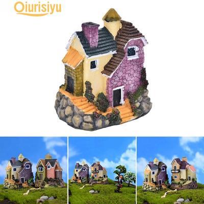 DIY resin mini miniature fairy garden ornament craft house decor accessories  sp