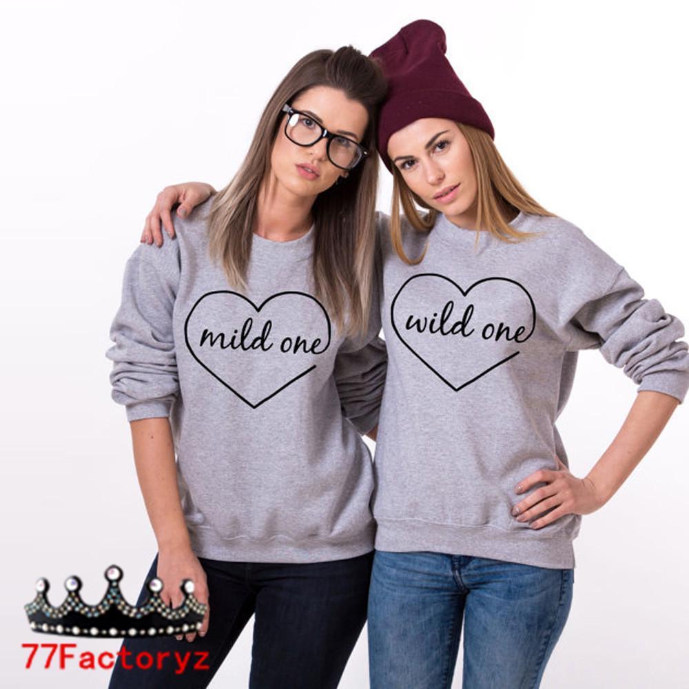 design inovator cel mai bun furnizor pentru întreaga familie Uşoară o BFF jachete cel mai bun prieten pulover topuri bluza de ...