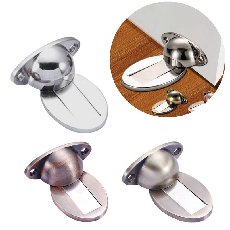 Buy Magnet Door Stops Stainless Steel Door Stopper Magnetic Doors Holder  Toilet Glass Doorstop at affordable prices, price 6 USD — 📦free shipping,  ⭐real reviews with photos — Joom