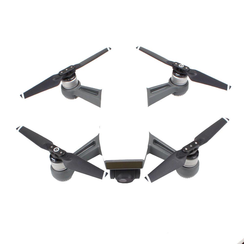 Запасные пропеллеры к дрону спарк комплект винтов для дрона mavik