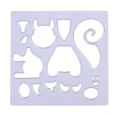 6 Squirrel Premade PAPER Die Cuts Scrapbook /& Card Making