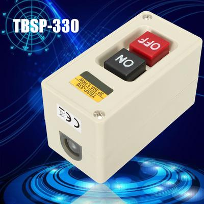 Plastic Machine Drill Press Switch Push Button Latching Start Motor TBSP 330