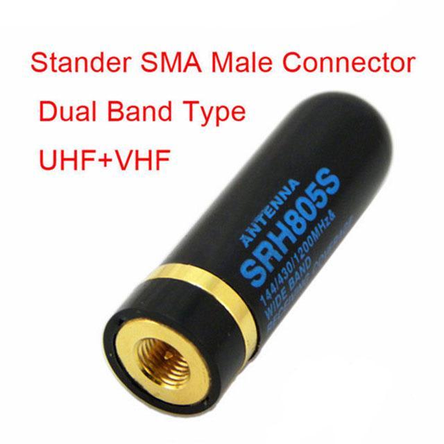 SMA Connector UHF 450-470MHz Antenna Talkie Walkie for Kenwood Radio