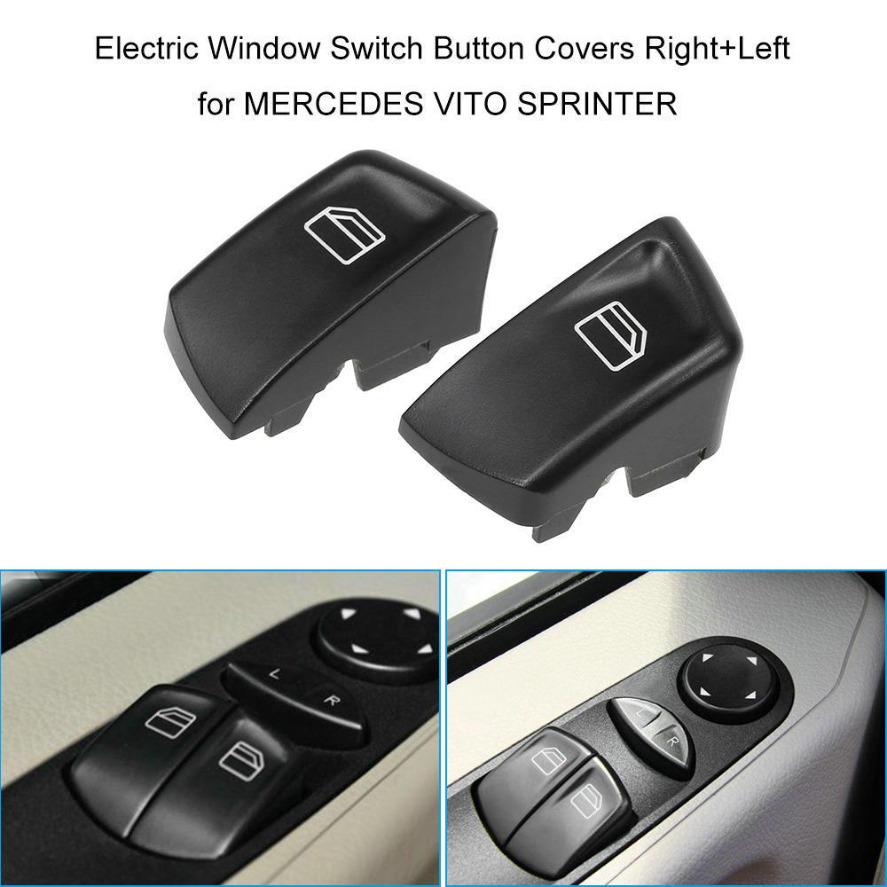 Izquierda Mercedes Vito Sprinter Ventana Botones De Control De Consola Interruptor De Encendido Derecho