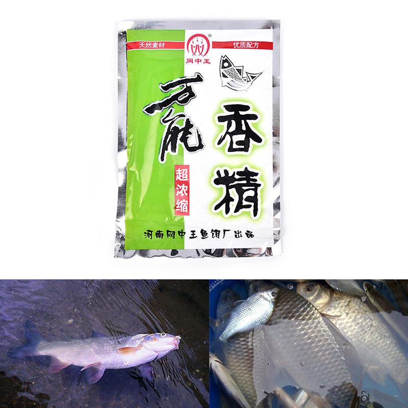 100pcs Fake Soft Artificial Corn Flavor Carp Bream Bait Fishing Lure w// Box