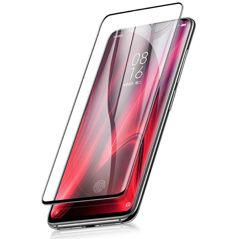 Закаленный стеклянный фильм Xiaomi Mi 9 8 SE 9T Pro A2 Redmi K20 Примечание 8T 6 7A 6A Полный экран протектор фото